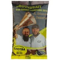 Прикормка Greenfishing Artemov & Dumchev, плотва, 1 кг